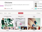 chicisms pinterest