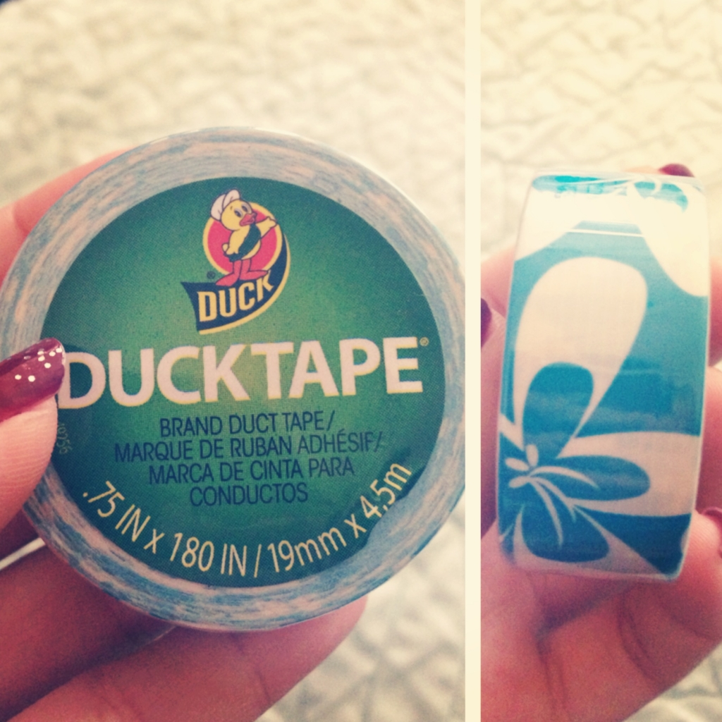 Duck Tape Mini Ducklings