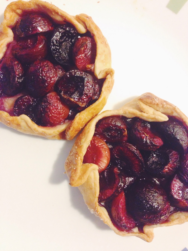 Recipe File: Cherry Tarts