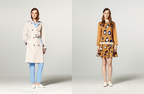 3.1 Phillip Lim x Target Morning Looks