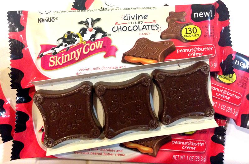 Skinny Cow Chocolates