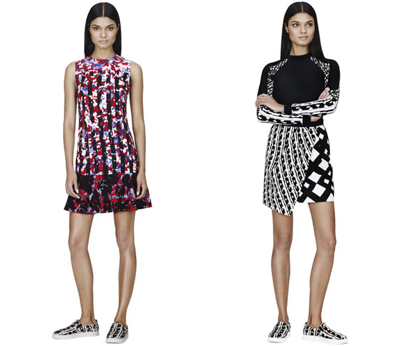 Peter Pilotto for Target Lookbook